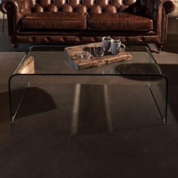 Tavolino design cristallo...