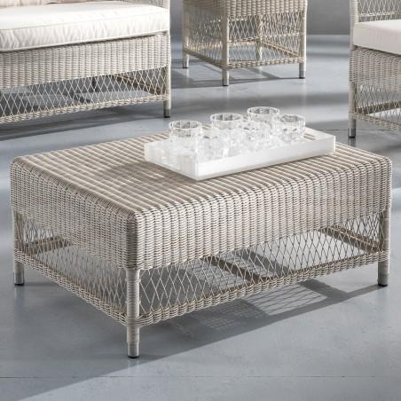 Tavolino design Camille per esterno