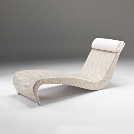 Lettino Zefiro design alta qualità