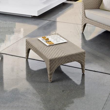 Tavolino Plaza design per esterno
