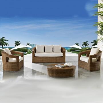 "Lounge Set per esterno ""Oasi"""