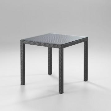 Tavolo Linear 80x80 per...