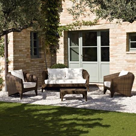 Lounge Set Plaza design per esterno - croco