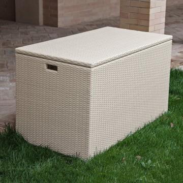 Baule contenitore per esterno
