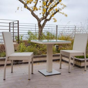 Tavolo Bar 70x70 per esterno